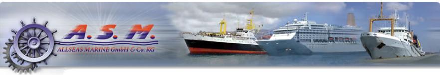 A.S.M. – Allseas Marine GmbH & Co. KG